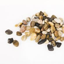 Customized for River Pebbles Polished Natural River rocks stone pebble export to Georgia Supplier