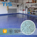 High-molecular Vinyl acrylic Flake for floor