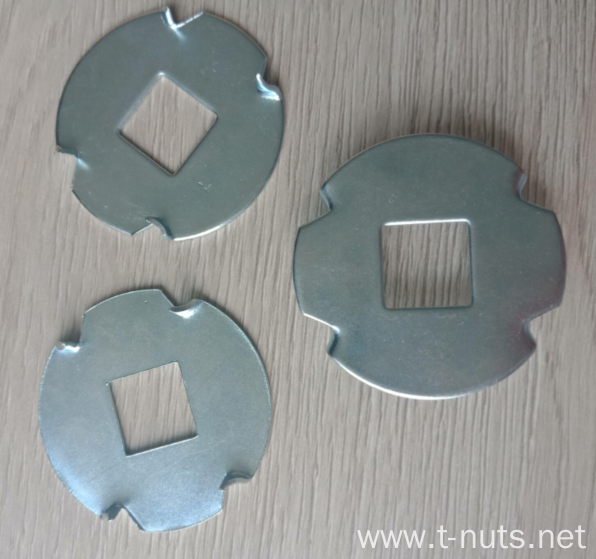 Сarbon steel Doggie Tooth Washers