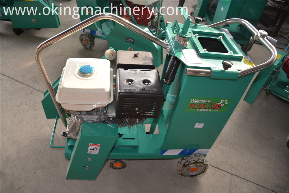 500mm concrete saw cutter road cutting machine
