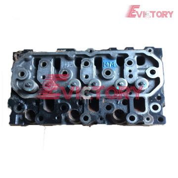 3TNM72 cylinder head block crankshaft connecting rod