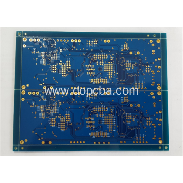 Double Sided Multilayer FR4 94v0 ENIG PCB Board