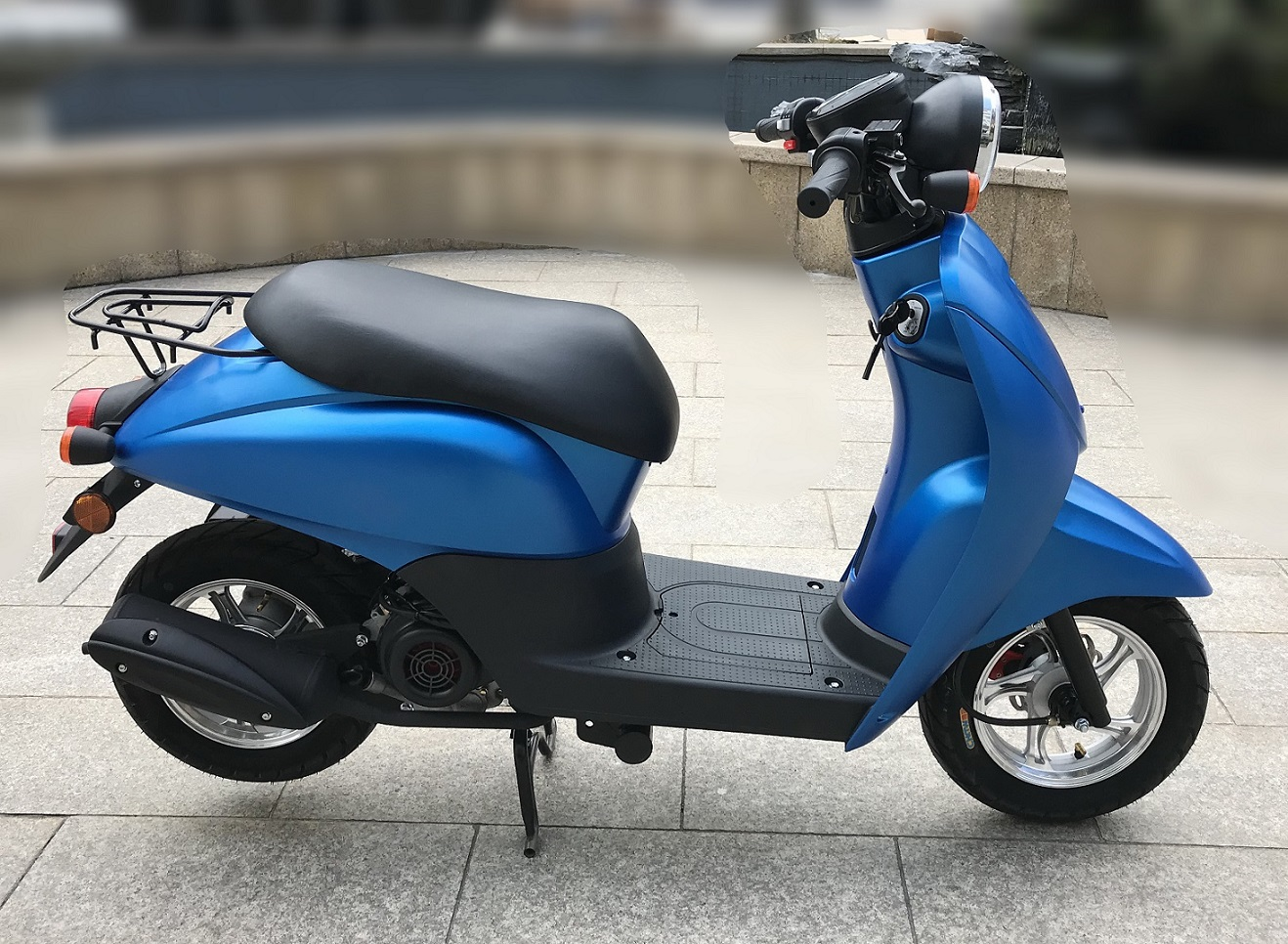 Gas Scooter 50cc small for lady young guy China Manufacturer