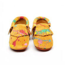 colorful baby boy shoes