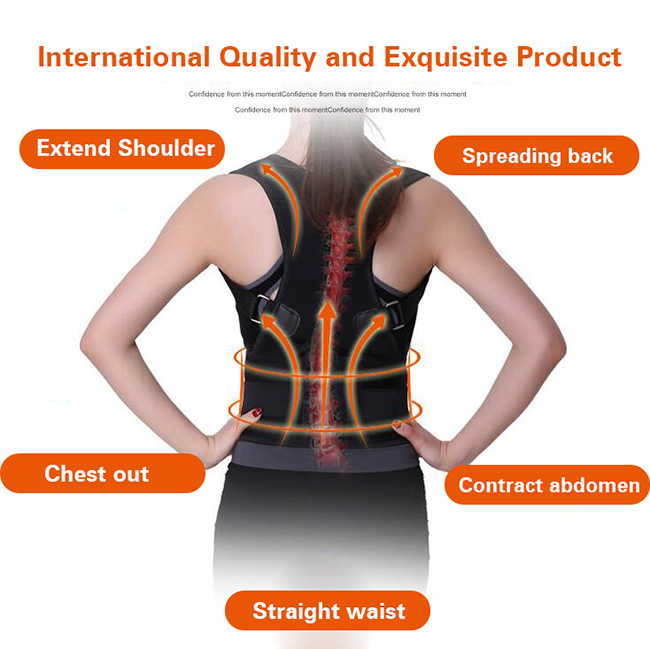 chest out posture corrector