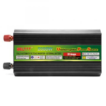 Factory Direct Sale 2000 Watt UPS Power Inverter