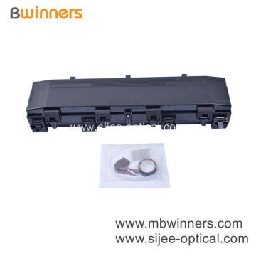24 Core Outdoor Join Closure Inline  with 1*8 PLC Splitter