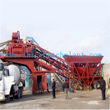 75 Mobile Concrete Batching Plants