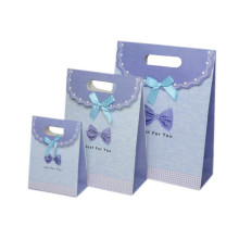 Discount cloth paper shopping bags