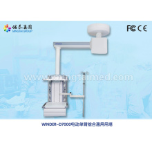 Electric motor single arm medical pendant