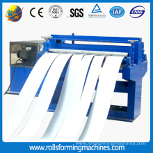 Good Quality for Cut To Length Line Manual Simple Slitting Machine for Thin Sheet export to Central African Republic Manufacturers