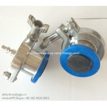 Sanitary Stainless Steel Air Blow Check Valve