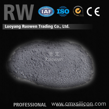 Fine pure structure centrifugal infiltrate casting material used micro silica fume for sale