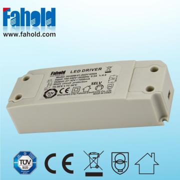 High reputation for Supply Driver For Led Lights, Round Panel Lights Driver, Led Transformer from China Supplier 40W Led Driver Constant Current PF 0.95 supply to India Manufacturer
