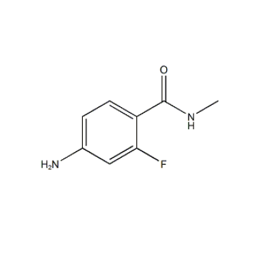4-AMINO-2-FLUORO-N-METHYLBENZAMIDE For Making Enzalutamide CAS Number 915087-25-1