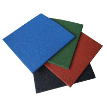 rubber mat flooring for gym or playground