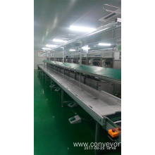 Renewable Design for Speed Chain Conveyor Systems TV Set-box Speed Chain Conveyor Assembly Line export to Italy Supplier