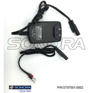 Smart Motorcyce Car Battery Charger 12V