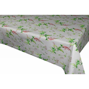 Pvc Printed fitted table covers 3'Wide Table Runner