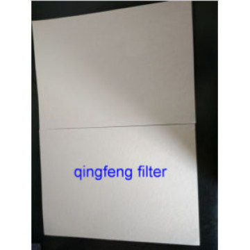 Glass Fiber Membrane Air Filter Sheet Media Paper