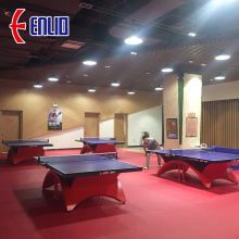Professional for Tennis Sports Flooring ITTF international game room table-tennis court floor supply to Portugal Factories