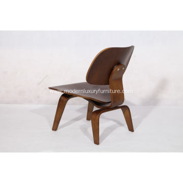 replica Eames molded plywood lounge chair