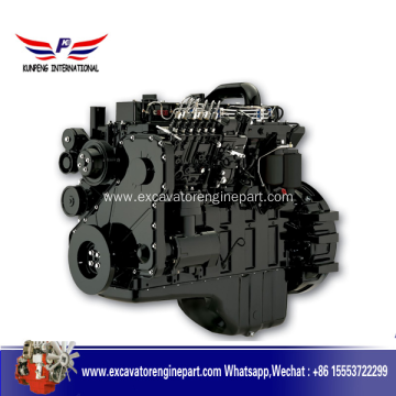 Cummins QSC8.3  Replaced PC300-8 PC360-8 Excavator Engines