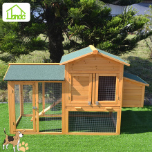 High quality and popular large wooden chicken coop