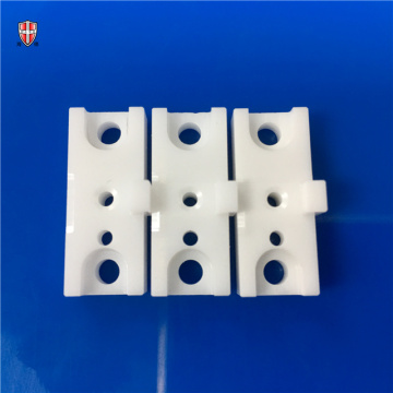 OEM low thermal conductivity ZrO2 ceramic machining parts