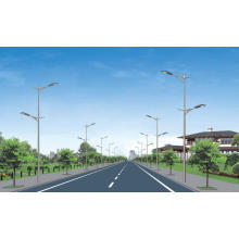 Popular Design for for Lighting Pole,Street Lighting Poles,Traffic Signal Light Pole Manufacturer in China 10m Galvanized Steel Lighting Pole supply to Bahrain Manufacturer