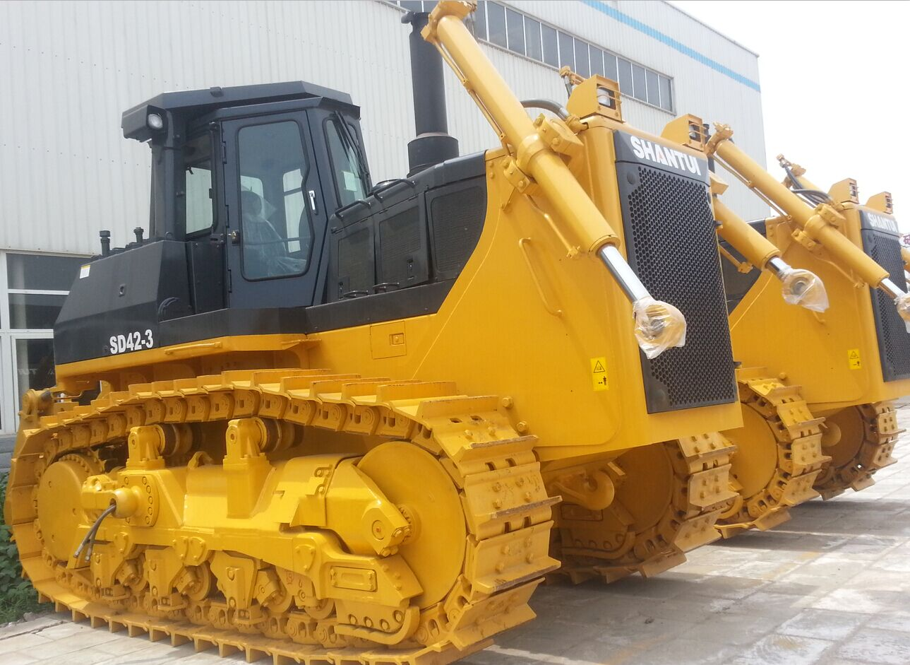 Shantui Bulldozer Part