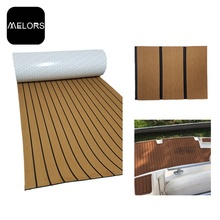 Eco-friendly Synthetic Foam Teak Decking Sheet