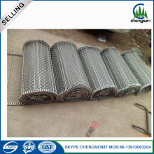 Customized for Chain Conveyor Mesh Belt Top Selling Food Grade Conveyer Belt export to Guam Manufacturer