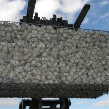 Good Quality for Woven Gabion Baskets Gabion Mesh / Hex Wire Netting export to Montserrat Supplier