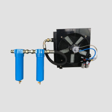 Air Cooled Aluminum Air Compressor Aftercooler