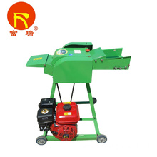 Best Price for Chaff Cutter Machine Diesel Engine Agriculture Grass Cutter For Sale export to Fiji Manufacturer