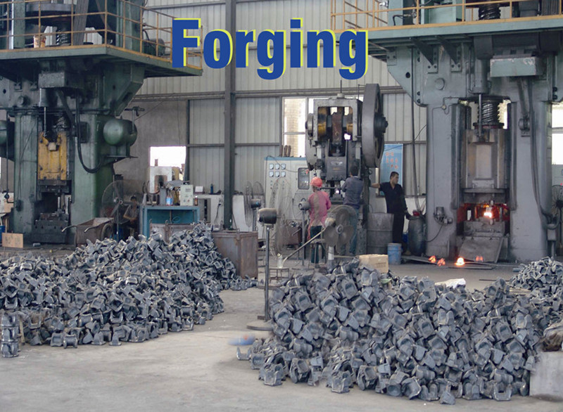 Cold Forging And Hot Forging