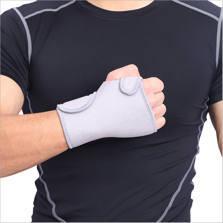 Steel Plate Wrist Support