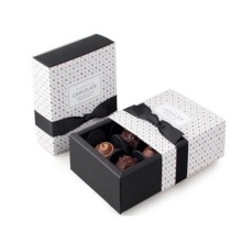 Printed Luxury Chocolate Packaging Cardboard Gift Paper Box