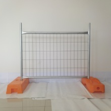 Wire Welded Temporary Fence