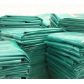 Green color PE tarpaulin in roll for agriculture