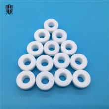 machinable glass ceramic washer gasket spacer
