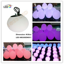 ODM for Disco Light Ball Christmas light DMX 3D Ball Sphere Garden Light supply to France Exporter