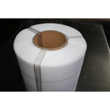 8mm width x0.5mm high quality white pp strapping