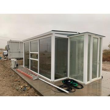 Lingyin construction materials ltd sun room glass house