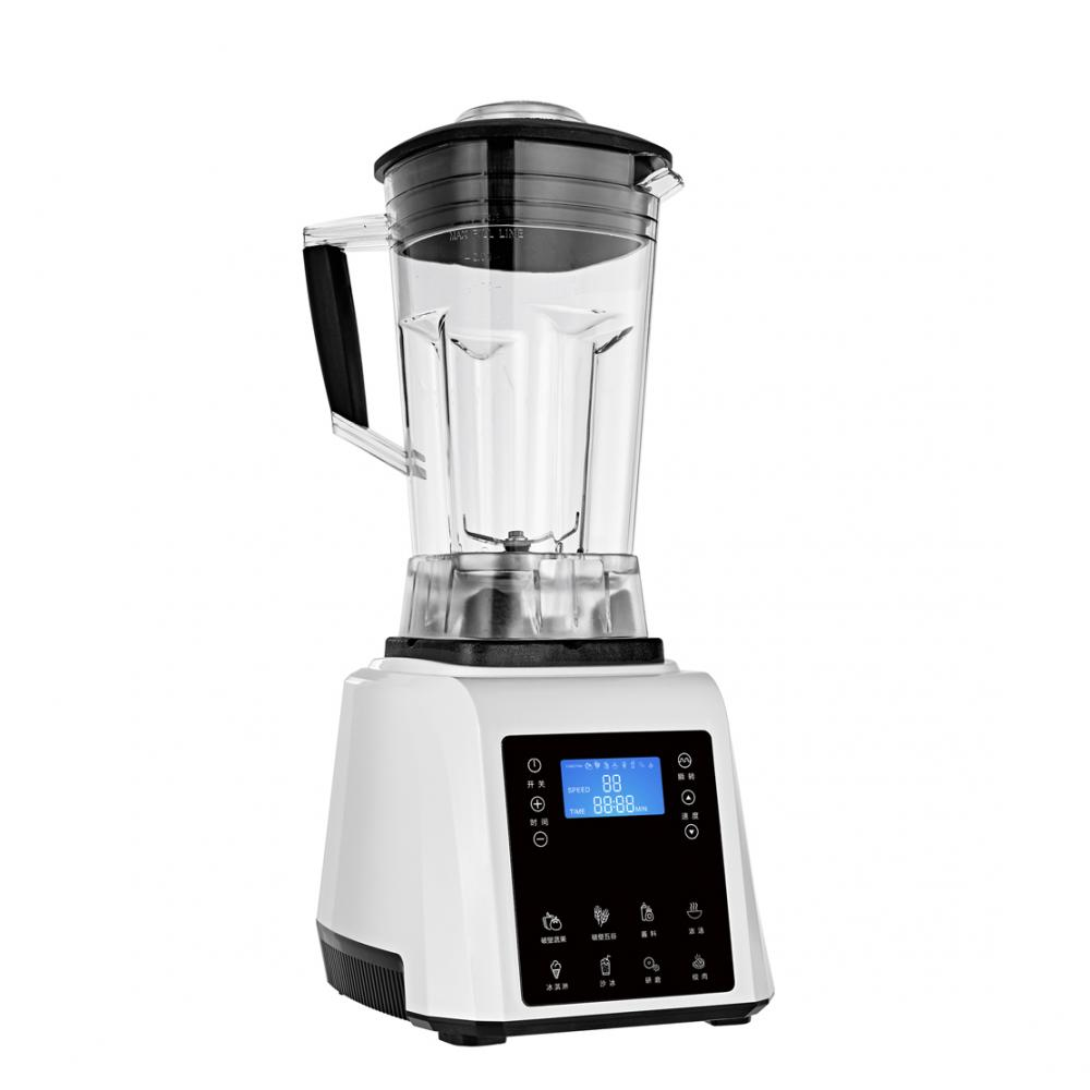 Home Appliance Industrial Commercial Pc Unbreakable Jar Smoothie Blender For Sale