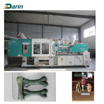 Pet chewing bone forming line