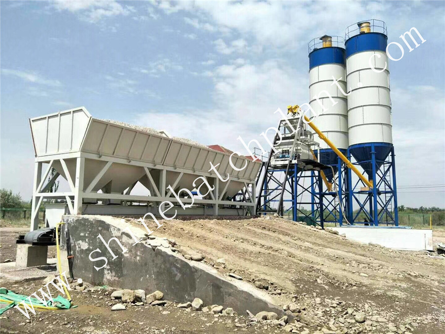 Concrete Mix Plant 75