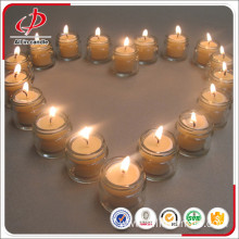 Large Flameless Battery Votive LED Candle