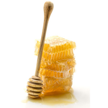 high quality comb honey from raw honey